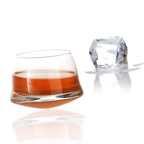 Vaso Whisky Mareado de vidrio